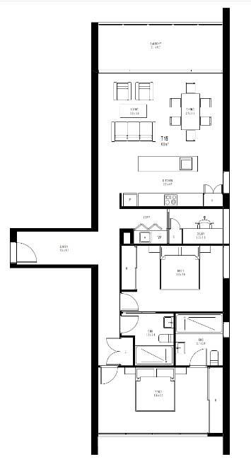 Apartment 71 neo apartments northlakes australian for Apartment floor plans australia